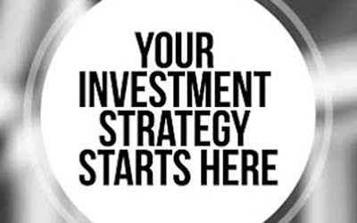 Your Investment Strategy Starts Here