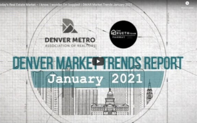 Denver Market Trends | January 2021
