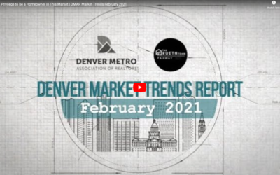 Denver Market Trends | February 2021