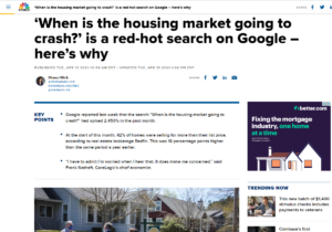 Headline article